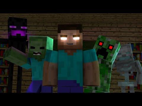 Minecraft Monster School LIVE