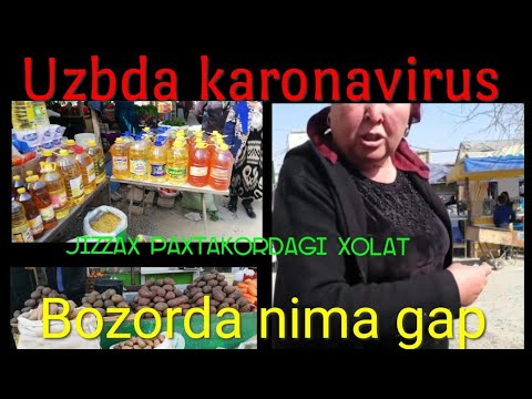 Jizzax PAXTAKOR OZIQ OVQAT BOZORI