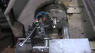 stainless machining