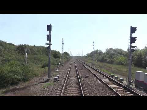 Разъезд 9 км - Анапа (2018 год, Северо-Кавказская ж\д, РЖД)
