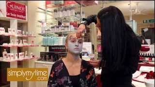 Glamglow supermud is the solution! Supermud tutorial from simplymytime.com Thumbnail