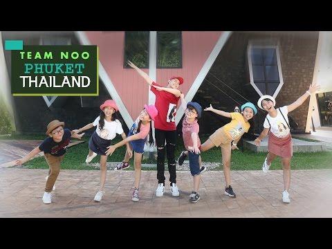 TeamNoo | Hậu trường chuyến đi quảng bá du lịch Thái Lan