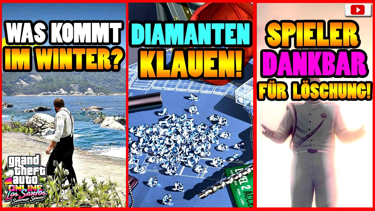 🙌Alle Neuen Inhalte!🙌 WINTER UPDATE! DIAS! 2X GELD BUNKER! + Mehr! [GTA 5 Online Summer Special DLC]