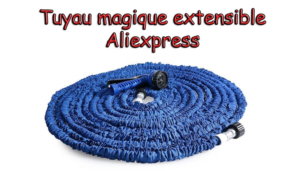 aliexpress tuyau d 39 arrosage magique extensible flexible water hose 30m seulement 13 youtube