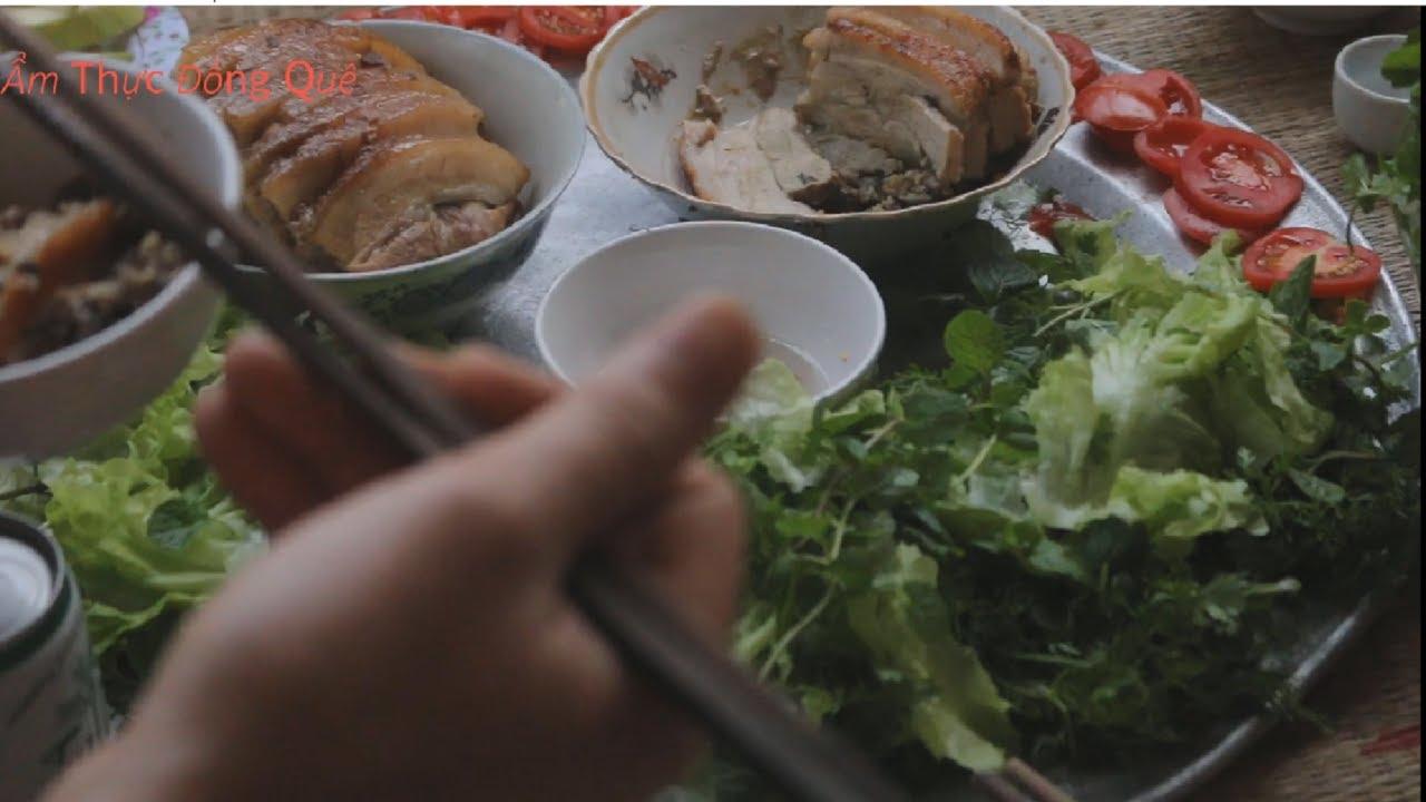 ẩm thực đồng quê – Khẩu nhục món ăn đặc sản của người dân tộc dao
