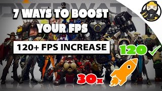 Overwatch - Boost Your FPS in Game With These 7 Awesome Methods