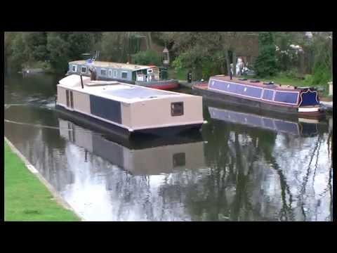 Bauhaus a solar powered cruising houseboat London