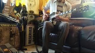 Khruangbin - Dearest Alfred (guitar accompaniment/improvisation) *EQ'ed*