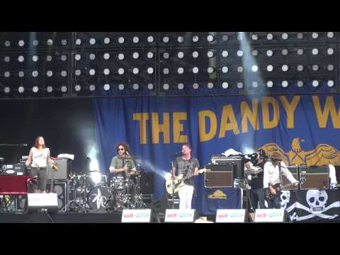 The Dandy Warhols - Not If You Were The Last Junkie On Earth - Rock En Seine 2012, Paris (12/08/26)
