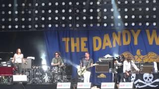 The Dandy Warhols - Not If You Were The Last Junkie On Earth - Rock En Seine 2012, Paris (12/08/26)