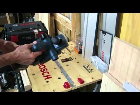 Видео обзор: Рубанок BOSCH GHO 18 V-LI Solo без АКБ и ЗУ