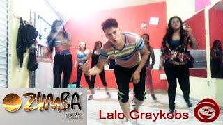 Lalo Graykobs Zumba  La Mordidita Remix Ricky Martin Feat Zion y Lennox