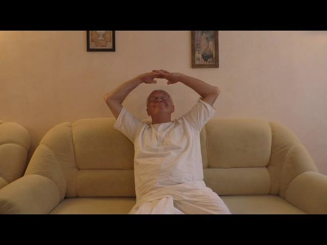Е.М.Манидхар прабху. 2 день 3 часть санкиртана