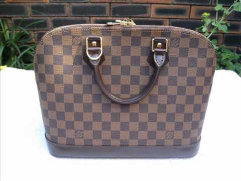 3d31ef2715cf Louis Vuitton Alma (Damier) Review - Collecting Louis Vuitton - Review 10