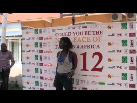 Beauty In Business Debuted Face of Fashion4Africa in The Gambia: Auditions