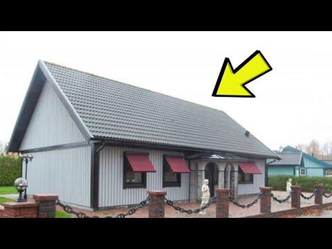 Spolja ova kuća izgleda sasvim normalno i obično, ali samo čekajte da vidite šta se krije unutra...!