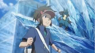 Pokémon Schwarze Edition 2 und Pokémon Weiße Edition 2 - Anime-Trailer