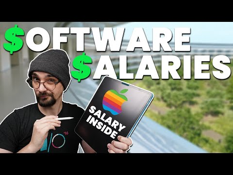 How Much Do Apple Software Engineers Make? (Apple Software Engineer Salary)