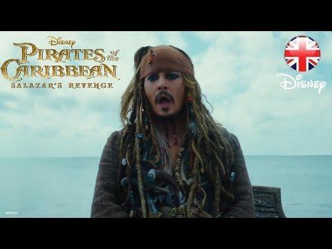 PIRATES OF THE CARIBBEAN: Salazar's Revenge - Final Trailer - Official Disney | HD