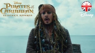 PIRATES OF THE CARIBBEAN | Salazar's Revenge – Final Trailer | Official Disney UK