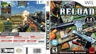 Nintendo Wii: Reload - HD (720p).