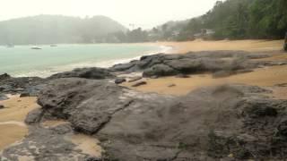 Погода на Пхукете в июле. Видео 25 июля. восточное побережье