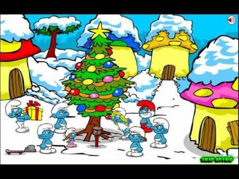Smurfs Last Christmas Walkthrough/Solución - YouTube