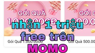 💸 hướng dẫn nhận 1 triệu free trên Ví Momo | cách kiếm tiền trên điện thoại