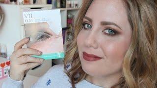 EYE WRINKLE REDUCER? Review: VII O2M Oxygen Eye Mask