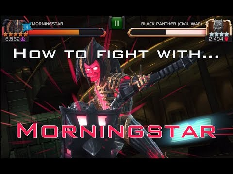 How to Fight With Morningstar - Tutorial