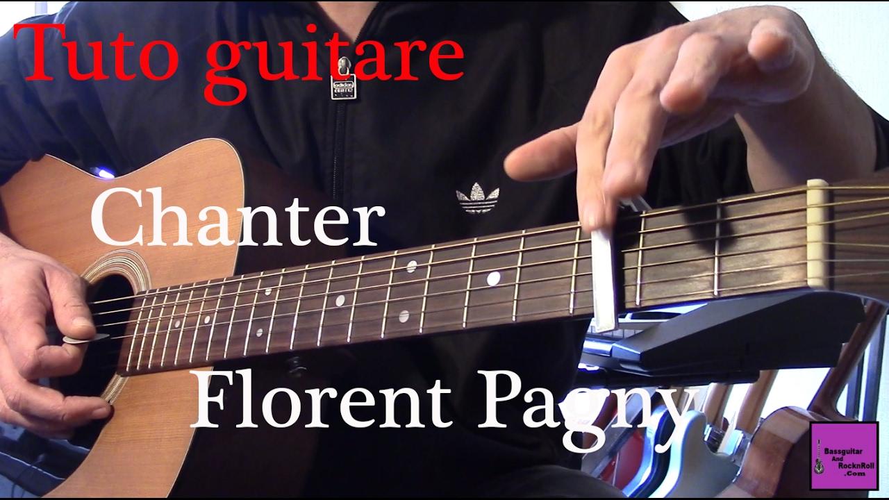 Tuto guitare - Chanson facile 4 accords - Chanter ...