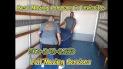 Moving Furniture in Carrollton,TX | Rescue Moving Services