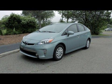 2017 Toyota Prius Plug In Review Lotpro