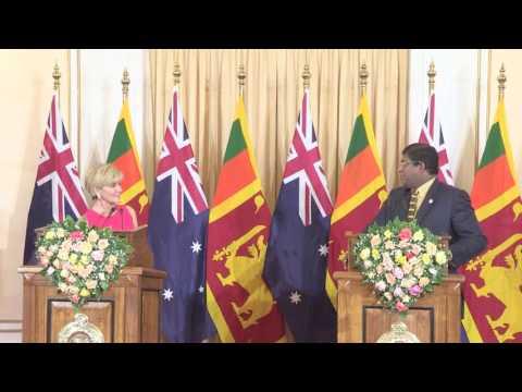 Highlights of Visit of Australia Foreign Minister Julie Bishop