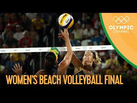 Women's Beach Volleyball Final - Full Replay | Rio 2016 Replays