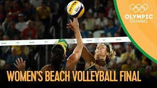 Women's Beach Volleyball Final - Full Replay   Rio 2016 Replays