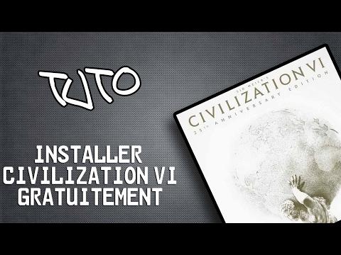 Tuto 100% FR Comment télécharger et installer Civilization VI Winter Edition (Gratuit)