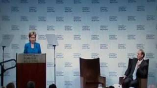 Hillary Clinton admits that the CFR runs the U.S. Department of State