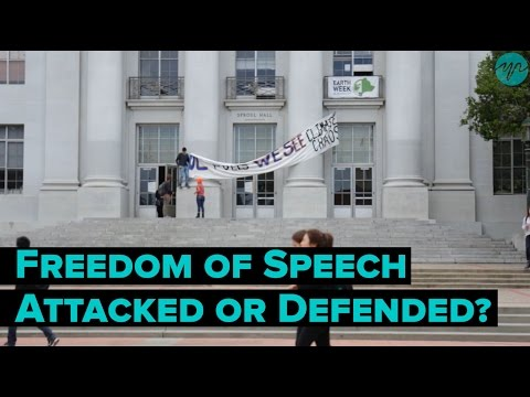 Berkeley's Battle for Free Speech