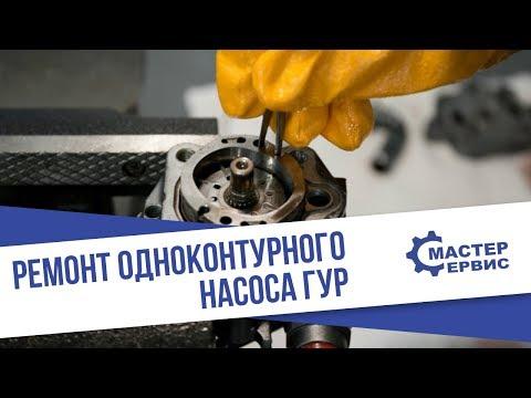 Как отремонтировать насос ГУР Ford Fiesta