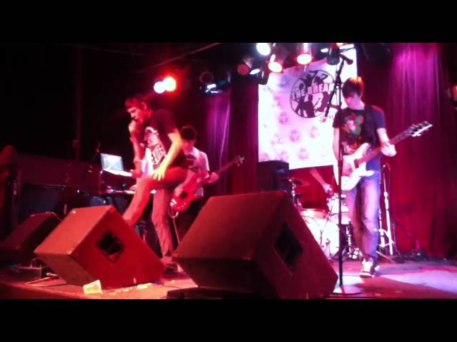 I Am The Fighter Live in West Chester, PA 1/14/12 Part 1