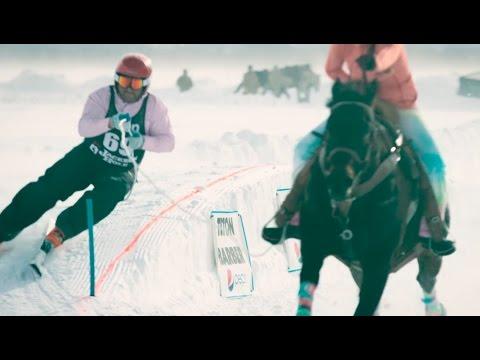Cavallo + sci: il nuovo sport dalla scandinavia