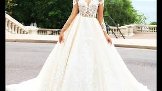 Модные свадебные платья 2018 - 2019