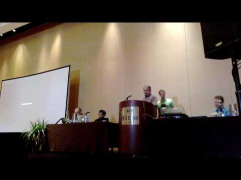 On the Death of Scientific Visualization - Panel at the IEEE VIS 2016 Conference, Baltimore