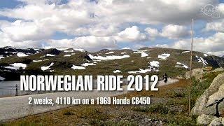 Norwegian Ride 2012 - The movie