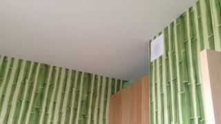 Как делают натяжные тканевые потолки Descor на крепление Clipso - натяжной потолок в Москве(, 2014-06-17T18:30:35.000Z)