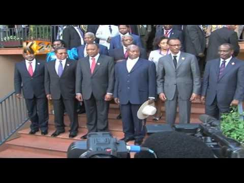 Fmr.Tanzania PM Edward Lowassa urges Kenyans to shun election violence