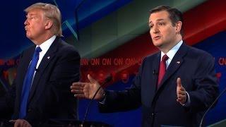 Donald Trump calls Ted Cruz a liar ... again