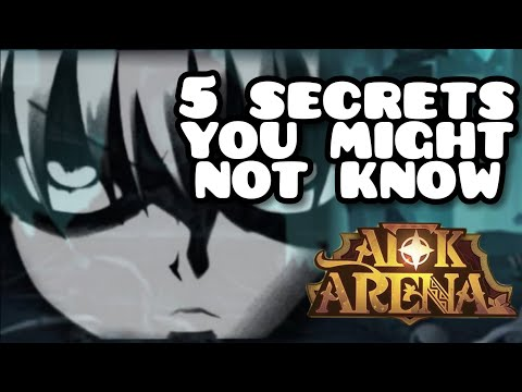 AFK Arena - 5 Secrets you Might Not Know