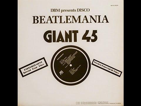 "DISC SPOTLIGHT: ""Beatlemania"" by D.B.M. (1978)"